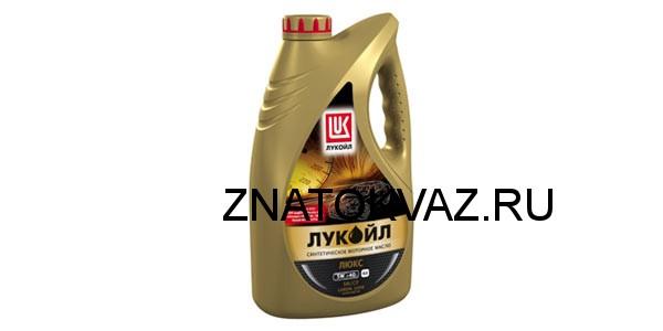 масло Лукойл Люкс