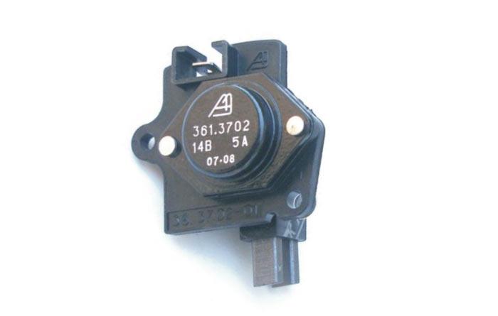 Реле зарядки аккумулятора ВАЗ