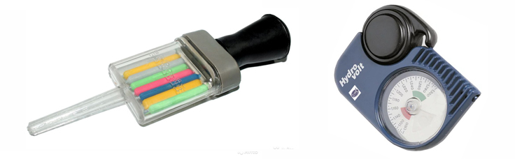 ареометр для проверки плотности электролита