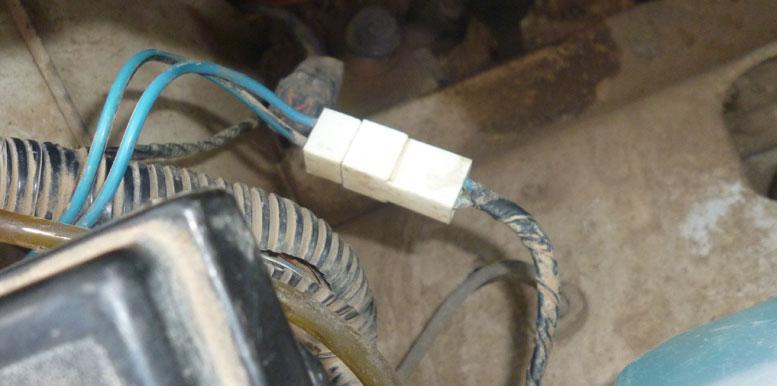 подключение электровентилятора