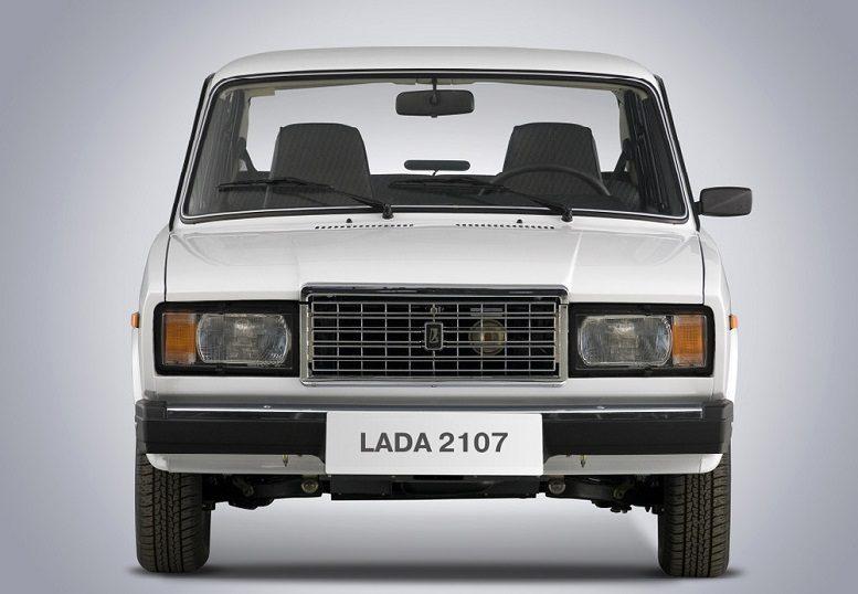 Модель ВАЗ 2107