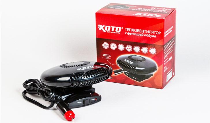 Тепловентилятор Koto EFB‑220