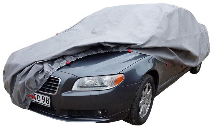 защита машины тентом